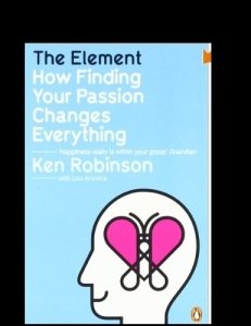 Ken Robinson, The Element
