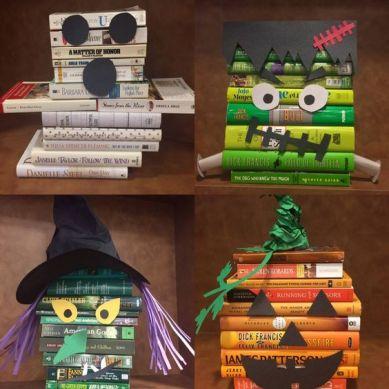 books as sculpture 2