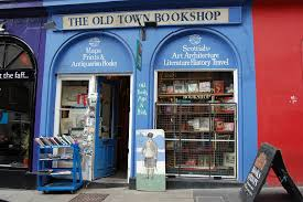 old town bookshop